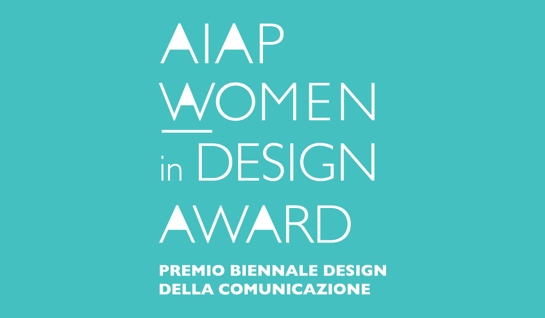 AWDA, AIAP Women in Design Award: noi ci siamo!