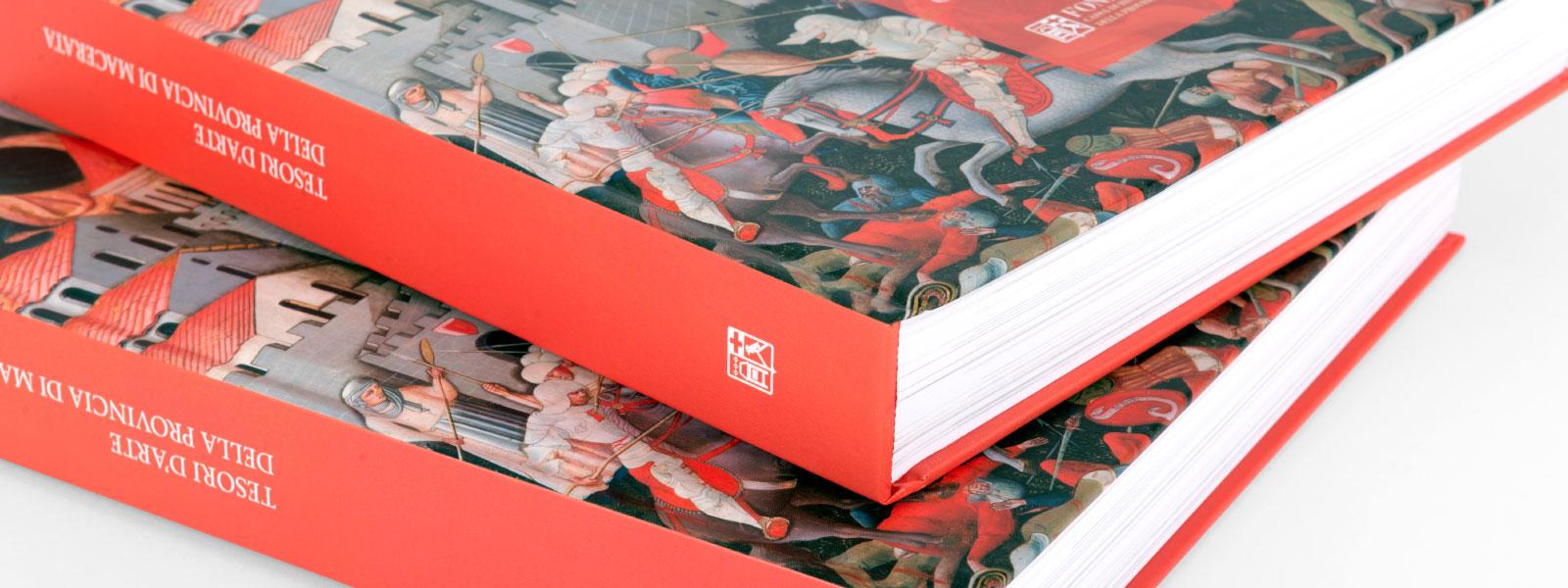 Memphiscom design del libro Tesori d arte della provincia di Macerata